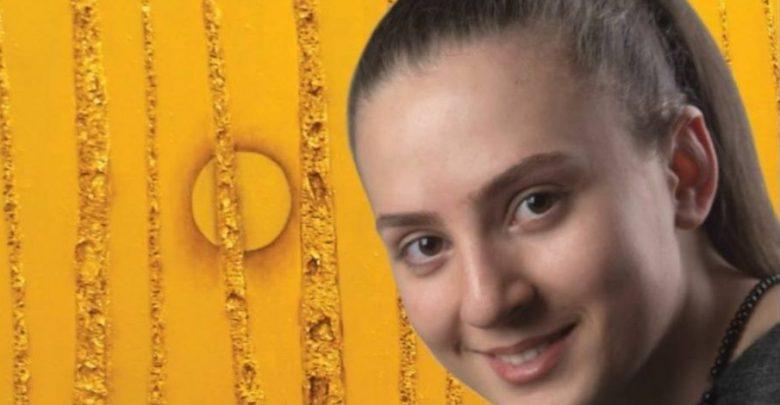 Photo of 17 წლის უნიჭიერესი, თვითნასწავლი ქართველი მხატვარი, თეკლა მელაძე ვენეციის 58 ბიენალეზეა მიწვეული