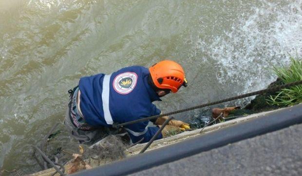 Photo of სენაკის მუნიციპალიტეტის სოფელ, სახარბედიოში უბედური შემთხვევა მოხდა, მდინარე ცივში, მამა-შვილი დაიხრჩო.