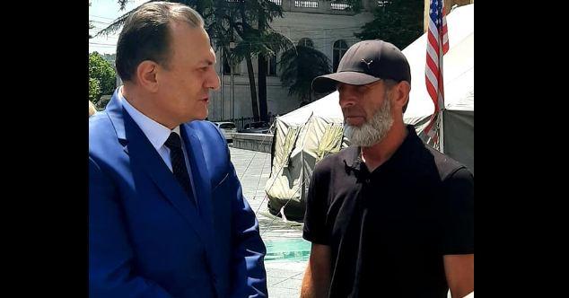Photo of ლეიბორისტების ლიდერმა მალხაზ მაჩალიკაშვილს თანადგომა გამოუცხადა