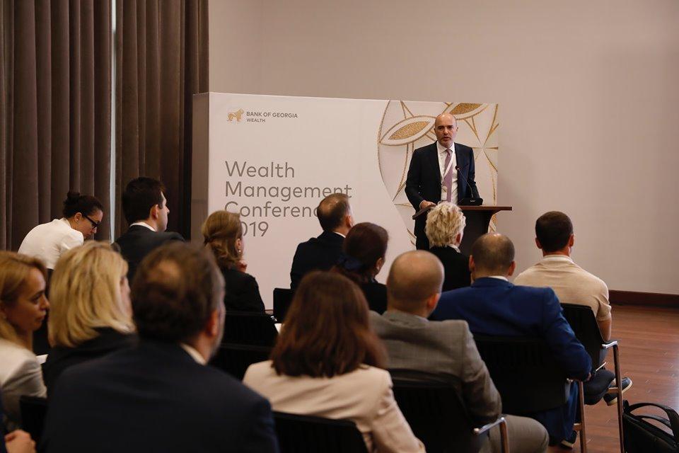 Photo of საქართველოს ბანკის ორგანიზებით საქართველოში საინვესტიციო შესაძლებლობების შესახებ კონფერენცია გაიმართა