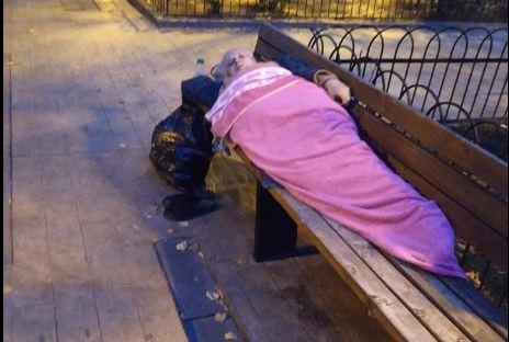 """Photo of ,,სასწრაფო ამბავია! პარკში მეორე ქალი ვიპოვეთ, სიარული არ შეუძლია…"""""""