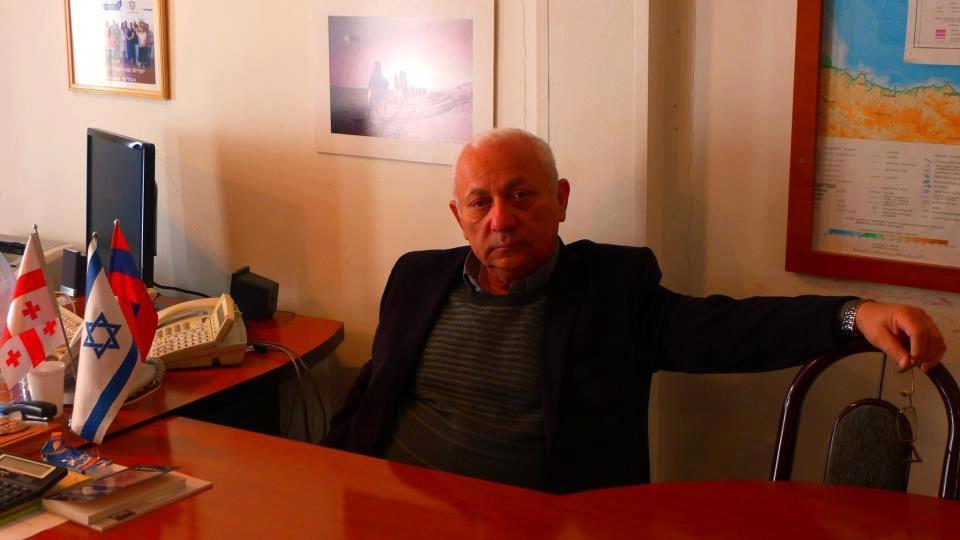 Photo of ვინ არის ებრაელი დიპლომატი, რომელმაც სოხუმში ქუჩებს ქართული სახელები დაუბრუნა