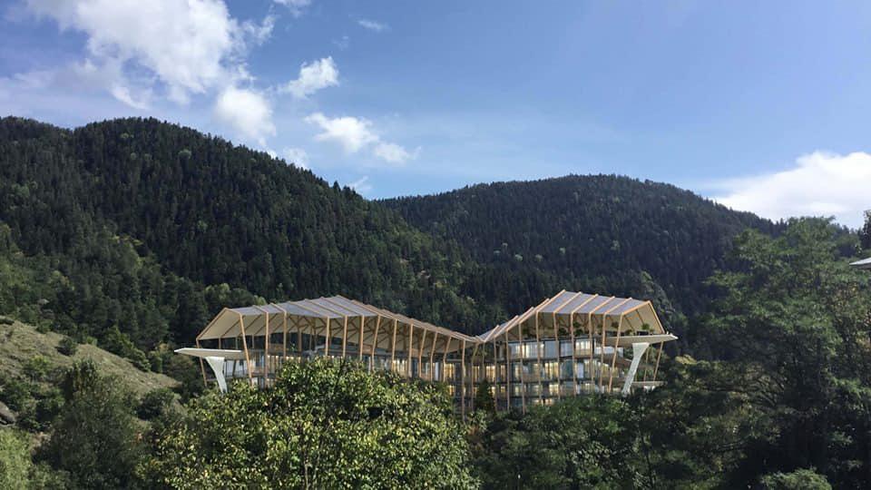 Photo of აბასთუმანში, ივანიშვილის ფონდი მარიოტის საერთაშორისო ქსელის Autograph Collection-ის 5 ვარსკვლავიან სასტუმროს აშენებს
