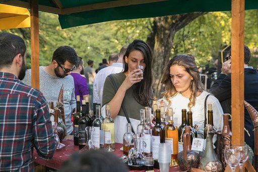 """Photo of საქართველოს ბანკის მხარდაჭერით """"გურჯაანის ღვინის ფესტივალი 2019"""" გაიმართა"""