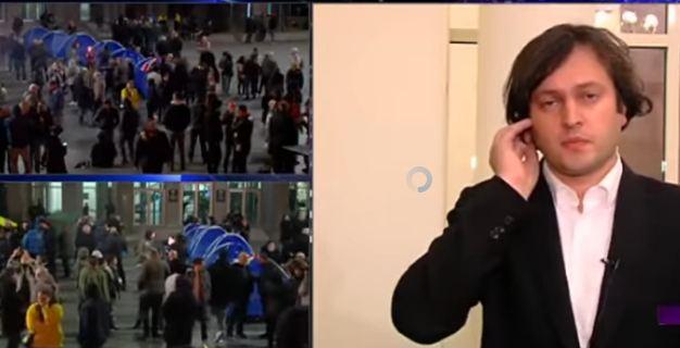 """Photo of ,,სანერვიულო ახლა თუ ვინმეს აქვს, ეს არის ქართული ოცნება… თქვენ…"""" _ ნინო ჟიჟილაშვილი ირაკლი კობახიძეს"""