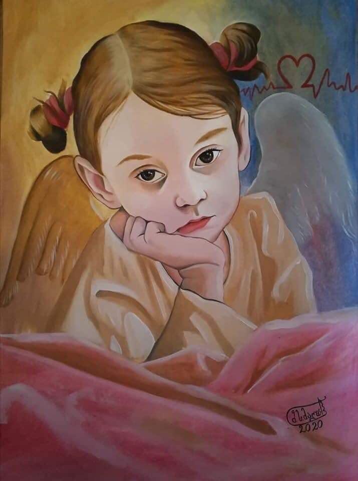 """Photo of ,,ანგელოზი ანგელოზად წავიდა…  ანიტა დედების ფონდის შვილობილი იყო…"""""""