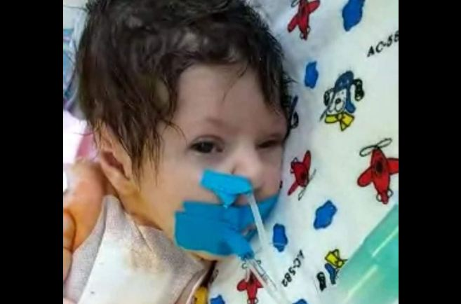 "Photo of ""ექიმები თანხას გვთხოვენ და აგრესიულად მექცევიან…""_ პატარა მელისას მამის წერილი"