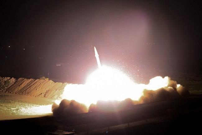 Photo of ირანული ბალისტიკური რაკეტებით ამერიკის ავიაბაზა დაბომბეს