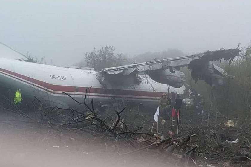 Photo of უკრაინული თვითმფრინავის ბორტზე მყოფი ყველა მგზავრი დაიღუპა