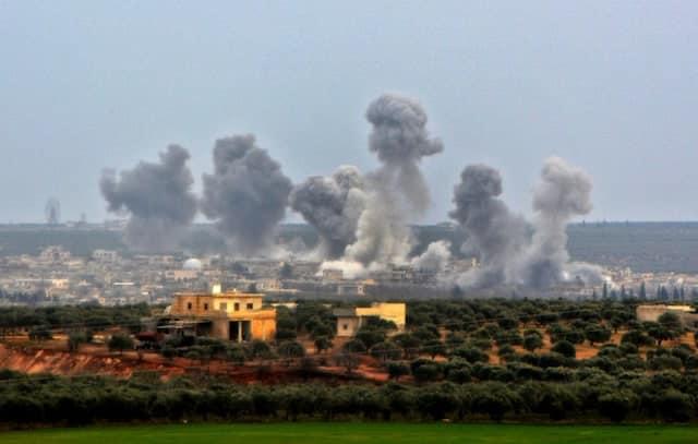 Photo of ამ წუთებში რუსეთი ბომბავს იდლიბის პროვინციას- მსხვერპლი დიდია…
