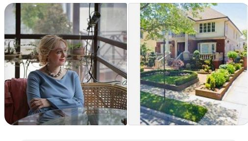 Photo of ბელა ალანია: ეს სახლი ჩვენი ყოფილა თურმე ბრუკლინში