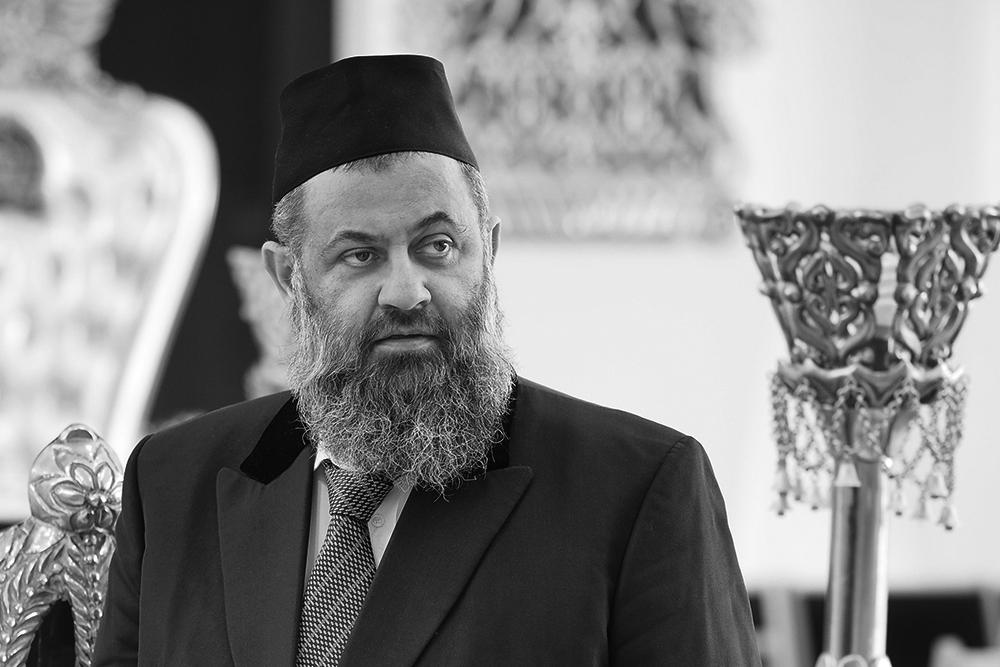 """Photo of ,,გვაახლოებს უფალი მის მობრძანებას"""" _ მსოფლიოს ქართველ ებრაელთა მთავარი რაბინის მიმართვა საქართველოსადმი"""