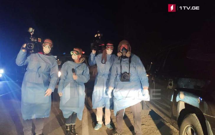 Photo of მედია ჯგუფები, რომლებიც კარანტინის ზონიდან ინფორმაციას გაავრცელებენ