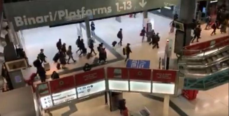 Photo of ასე ტოვებს ხალხი იტალიას (ვიდეო)