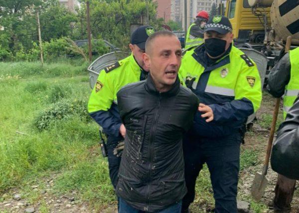 """Photo of ,,34-ჯერაც რომ გამხადონ პოლიტპატიმარი, მაინც ვერ გამაჩერებენ""""_ ლაშა ჩხარტიშვილი კვლავ დააკავეს"""