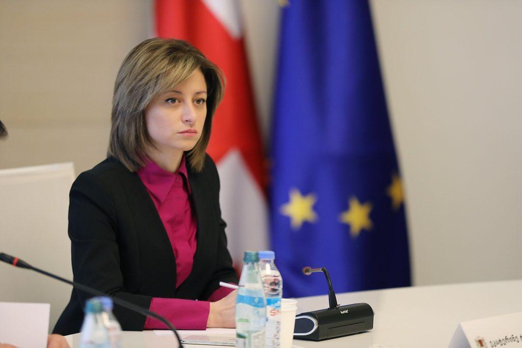 Photo of ეკატერინე ტიკარაძე ხვალ პარლამენტში არ მივა