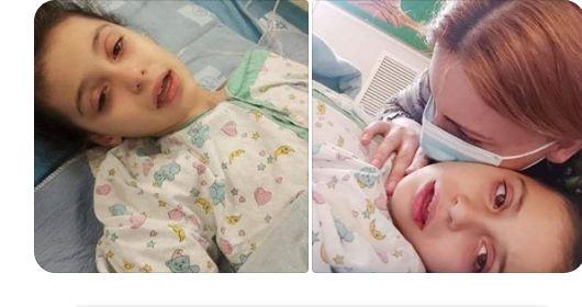 """Photo of ,,პატარა ნატალია ტკივილებისგან იტანჯება, წუხელ გაუკეთეს ოპერაცია…"""" _ მისი ყურება გაუსაძლისია"""