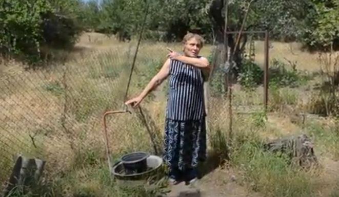 """Photo of ,,5 ლიტრი წყლის მოტანას მთელ დღეს ვანდომებ, სიცოცხლე მაქვს მობეზრებული…""""_ სოფელ შალაურის მოსახლეობის სატკივარი"""