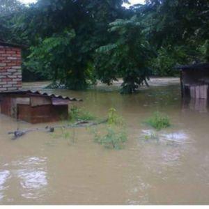 Photo of სტიქია ლაგოდეხში _ დაიტბორა საცხოვრებელი სახლები და სასოფლო-სამეურნეო სავარგულები