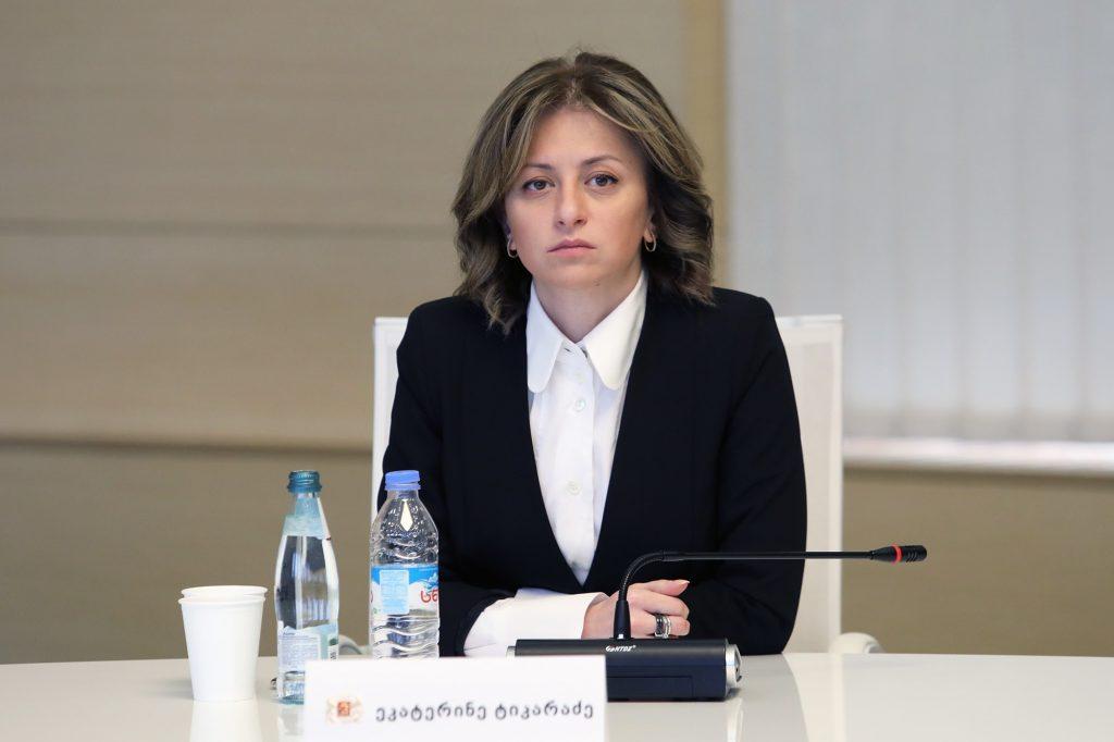 Photo of ბონდო მძინარიშვილი: ეკატერინე ტიკარაძეს არაფერი აკავშირებს ათწლეულობით ჩამოყალიბებულ სისტემასთან