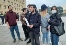 Photo of გიორგი გუგავა პოლიციას: ნუ გადაიქცევით ივანიშვილის პირად ჩაფრებად