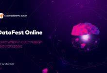 Photo of საქართველოს ბანკის მხარდაჭერით DataFest Online – ყველაფერი ხელოვნული ინტელექტის შესახებ დღეს იწყება