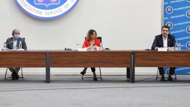 Photo of მართლმსაჯულების საკოორდინაციო საბჭოს შეხვედრა