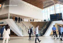 """Photo of საქართველოს ბანკისა და  """"თბილი სახლის"""" პარტნიორობით ქუთაისის აეროპორტში ახალი ტერმინალი მოეწყო"""