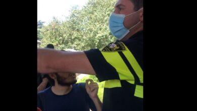 Photo of ლეიბორისტული პარტიის წევრი დააკავეს- აქცია მერიასთან