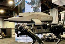 """Photo of ,,ამერიკული რობოტი, რომელსაც გააჩნია ინსტიქტები, ბრძოლის ველზე ეძებს და ანადგურებს მოწინააღმდეგეს"""""""