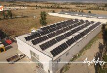 """Photo of საქართველოს ბანკის მხარდაჭერით კომპანი """"კაიამ"""" მზის ელექტროსადგური დაამონტაჟა"""